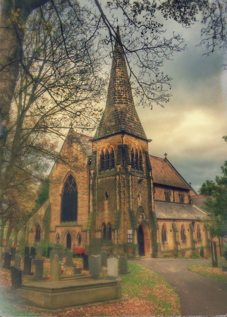 St.Bartholomew's church Old Whittington